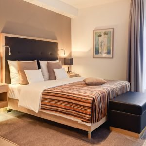 Zimmer und Apartments