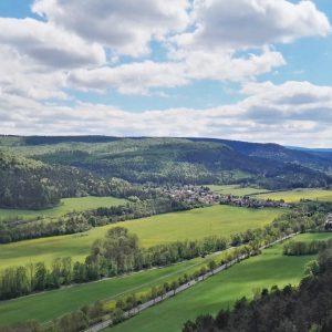 """Wanderung """"Von Bach zu Goethe"""": Berühmtheiten aktiv entdecken"""
