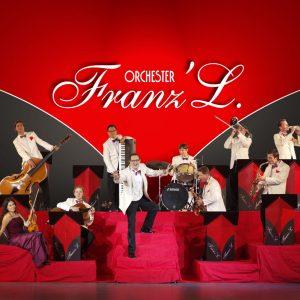 29.02.2020 | 7. Arnstädter Winterball mit dem Orchester Franz'L.