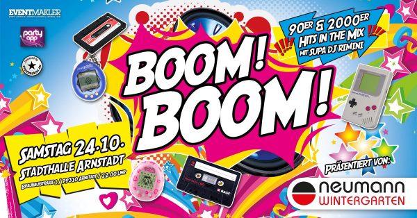Boom Boom Oktober
