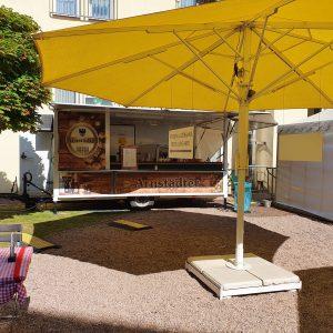 Re-Opening of beergarden and Brauhaus-Restaurant